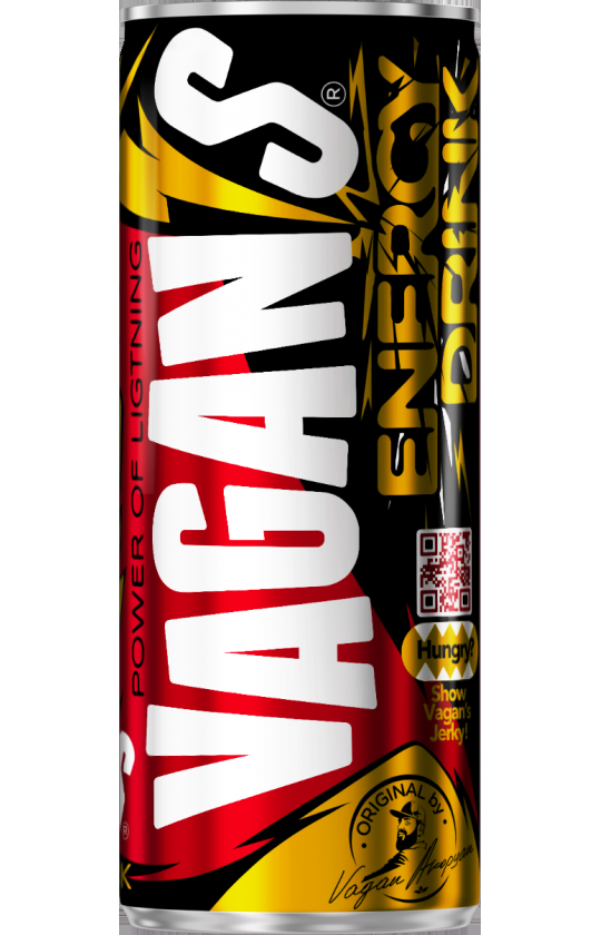 Vagan's Energy 250ml (24 ks)