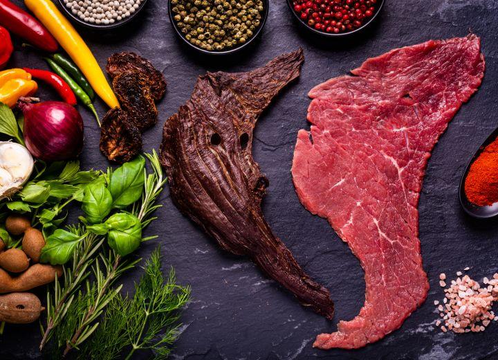 Jak vyrábíme naše sušené maso
